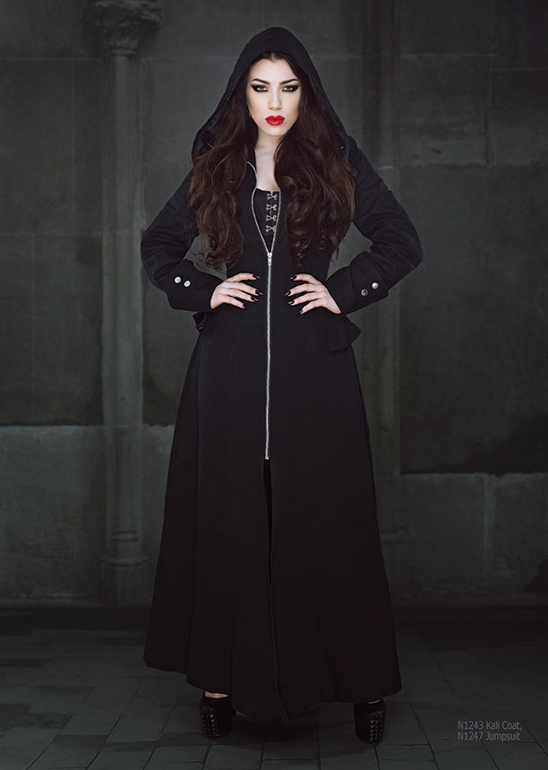 necessary evil 1 Alternative and gothic clothing by kate's clothing a gorgeous range of gothic clothing made from twill and pinstripe fabrics, including the brands necessary evil.